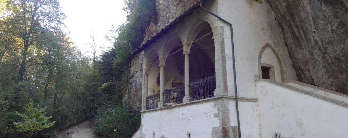 Die Verenakapelle